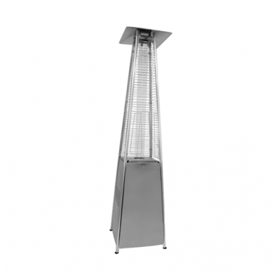 Alva GHP20 Designer Glass Patio Heater
