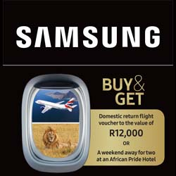 Samsung Buy and Get Gold