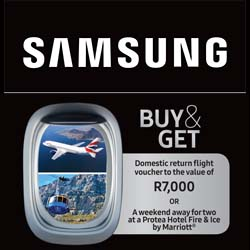 Samsung Buy and Get Silver