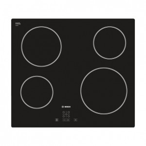 Bosch PKE611D17E 60CM Ceramic Glass Base Hob