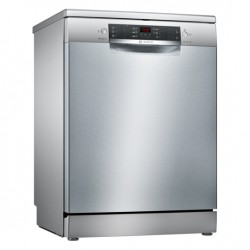 Bosch 14 Place Dishwasher - Silver Inox