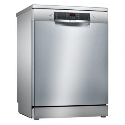 Bosch 14 Place Dishwasher - Silver Inox