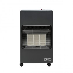 Cadac 942 Black Rollabout 3 Panel Gas Heater