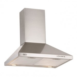 Defy DCH311 600 Premium Cookerhood - Stainless Steel