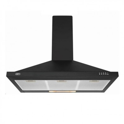 Defy DCH313 900 Premium Cookerhood - Black