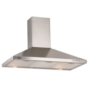 Defy DCH314 900 Chimney Cooker Hood