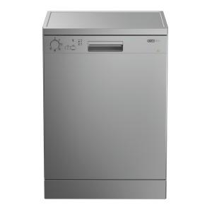 Defy DDW176 12 Place Dishwasher - Metallic