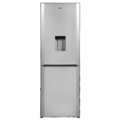 Defy C367 328l Bottom Freezer Combi Refrigerator Metallic