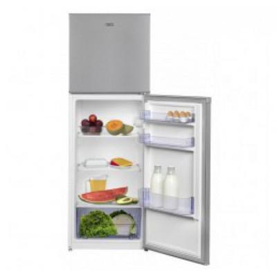 Defy D190 151L Top Freezer Combi Refrigerator - Metallic