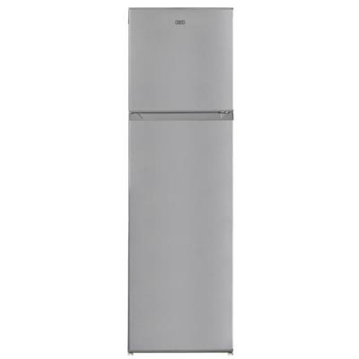 Defy D220 176L Top Freezer Combi Refrigerator - Metallic