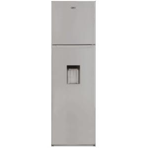 Defy D220 220L Top Freezer Combi Refrigerator with Water Dispenser - Metallic