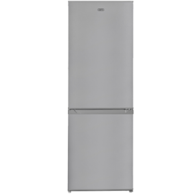 Defy C260 199L Bottom Freezer Combi Refrigerator - Metallic