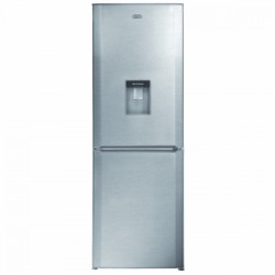 Defy C425 328L Bottom Freezer Combi Refrigerator - Metallic