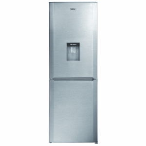 Defy C425 328L Bottom Freezer Combi Refrigerator - Metallic