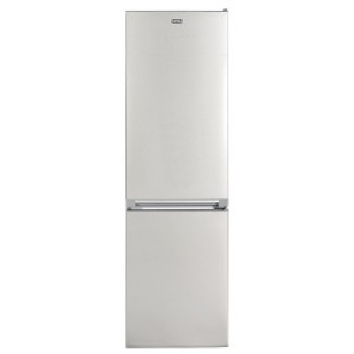 Defy DFC429 C360 Bottom Freezer Combi Refrigerator - Metallic