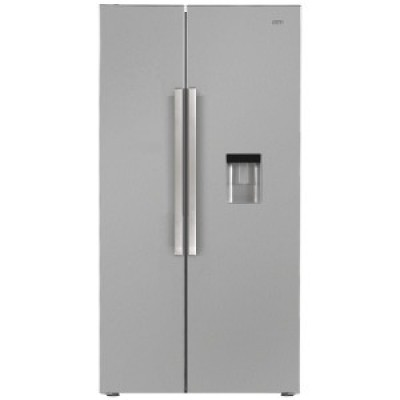 Defy DFF416 F740 Side by Side Eco Refrigerator With Water Dispenser
