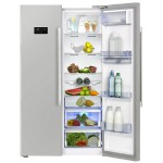 Defy F790 694L Side By Side Eco Refrigerator with Water Dispenser