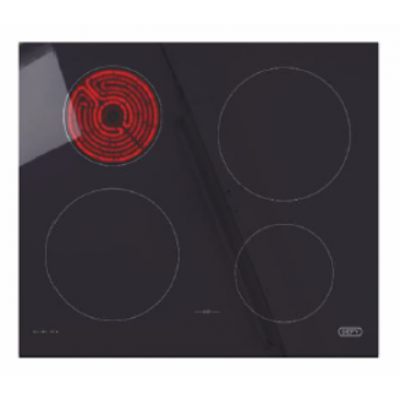 Defy 600 Slimline Ceran Hob without Control Panel