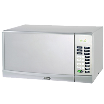 Defy 28L Electronic Microwave - Metallic