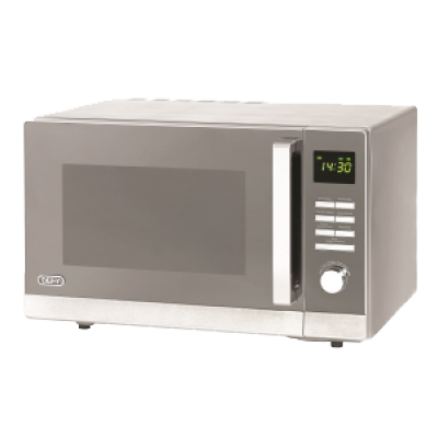Defy 28L Grill Microwave Oven - Metallic