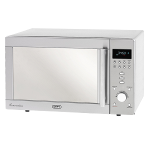 Defy 34L Convection Microwave Oven - Stainless Steel