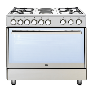 Defy 4 Burner Gas 2 Electric Stainless Steel Multifunction Stove