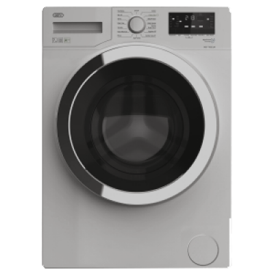 Defy 7kg Aquafusion Washing Machine - Metallic