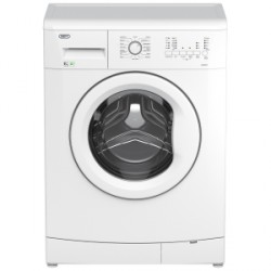 Defy 6KG Aquafusion Front Load Washing Machine - White
