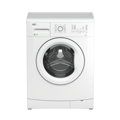 Defy DAW373 6KG Front Loader Washing Machine - White