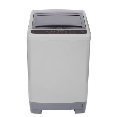 Defy DTL145 8KG Top Loader Washing Machine - Metallic