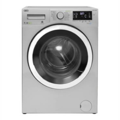 Defy 7KG Aquafusion Front Load Washine Machine - Metallic