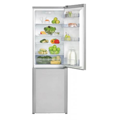 Defy C387 363l Bottom Freezer Combi Metallic