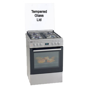 Defy 4 Burner Gas/ Electric Stove
