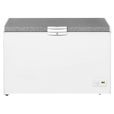 Defy CF410 410L Chest Freezer - White