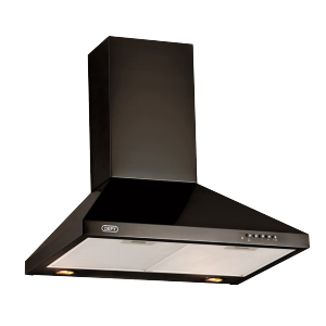Defy 600 Premium Cookerhood - Black