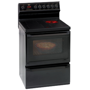 Defy 735 Multifunction 4 Plate  Stove - Black