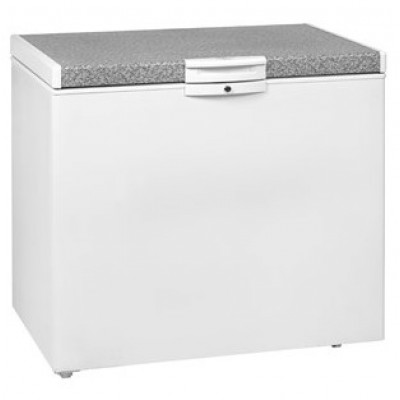 Defy CF300 260L Chest Freezer- White