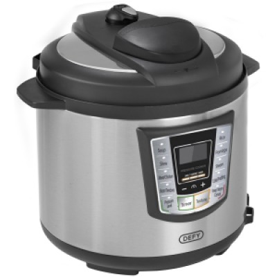Defy PC600S 6L Pressure Cooker