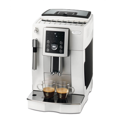 Delonghi Coffee Maker In Ksa : Delonghi ECAM 23.210.W Bean To Cup Coffee Maker Coffee Machine