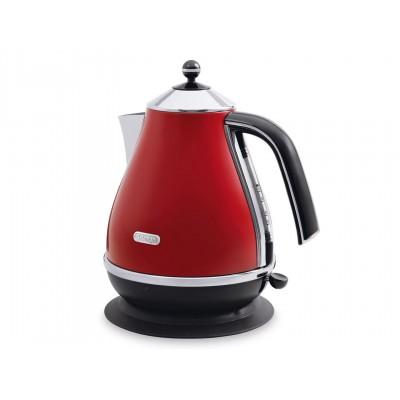 Delonghi Icona Vintage Kettle Red