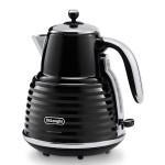 Delonghi Scultura KBZ2001.BK Kettle - Black