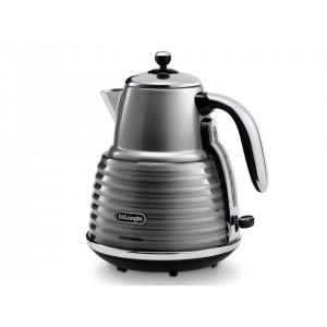 Delonghi Scultura KBZ2001.GY Kettle - Grey