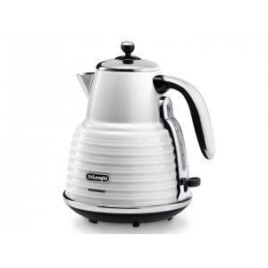 Delonghi Scultura KBZ2001.W Kettle - White