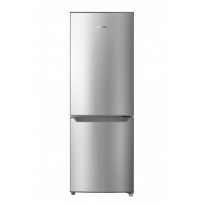 Hisense H230BME 171L Bottom Freezer Combi Refrigerator - Metallic