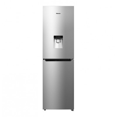 Hisense H340BI-WD 264L Bottom Freezer Combi Fridge with Water Dispenser