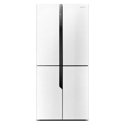 Hisense H560FWHG 432L French Door Refrigerator - White