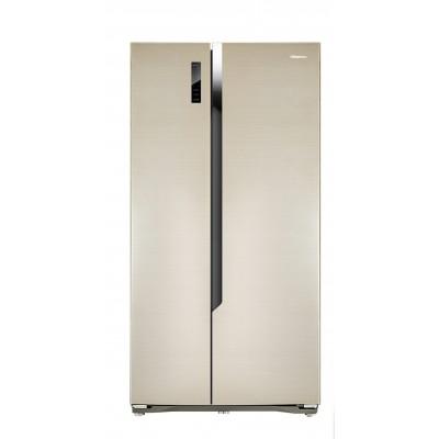 Hisense H670SG 516L Side by Side Refrigerator