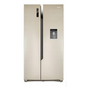 Hisense H670SG-WD 514L Side by Side Refrigerator - Water Dispenser