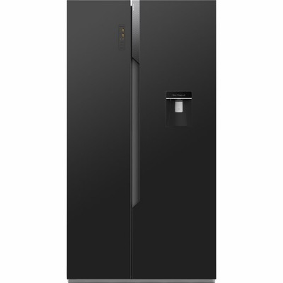 Hisense H670SMI-WD 512L Side By Side Refrigerator With Water Dispenser