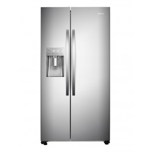 Hisense H700SI-ID 535L Side by Side Refrigerator With Ice Maker